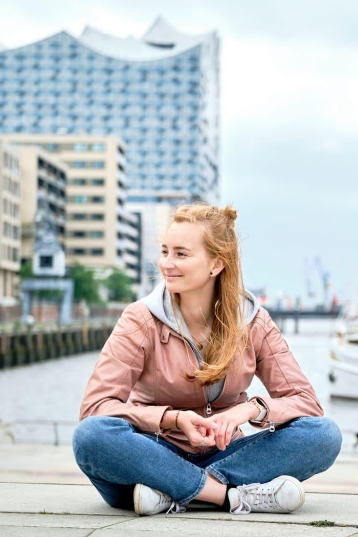 Businessfotos Hamburg für Frauen
