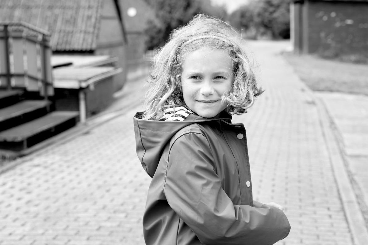 ungestelltes Kinderfoto Hamburg
