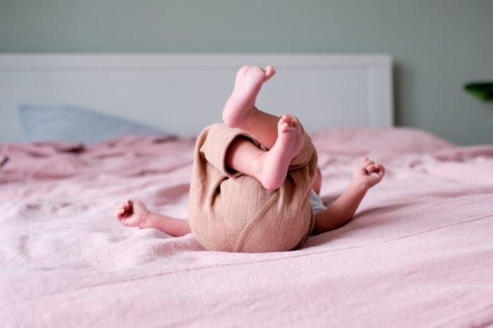 Natürliche Neugeborenenfotografie Hamburg