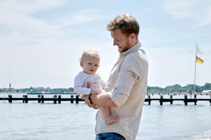 Familienfotografin Kinderfotografin Travemünde Urlaub